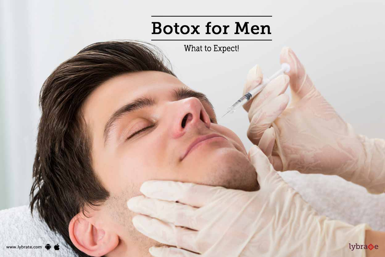 Botox Treatment [9 Things Men Can Expect From The Treatment]
