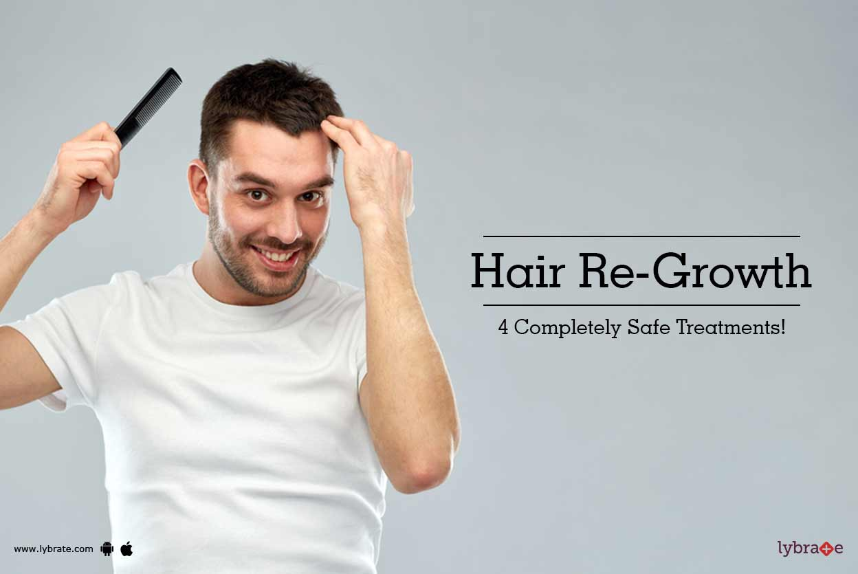 Hair regrowth treatments