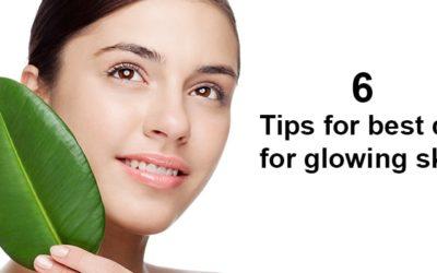 Best diet for glowing skin